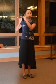 Chinese bamboo flute!